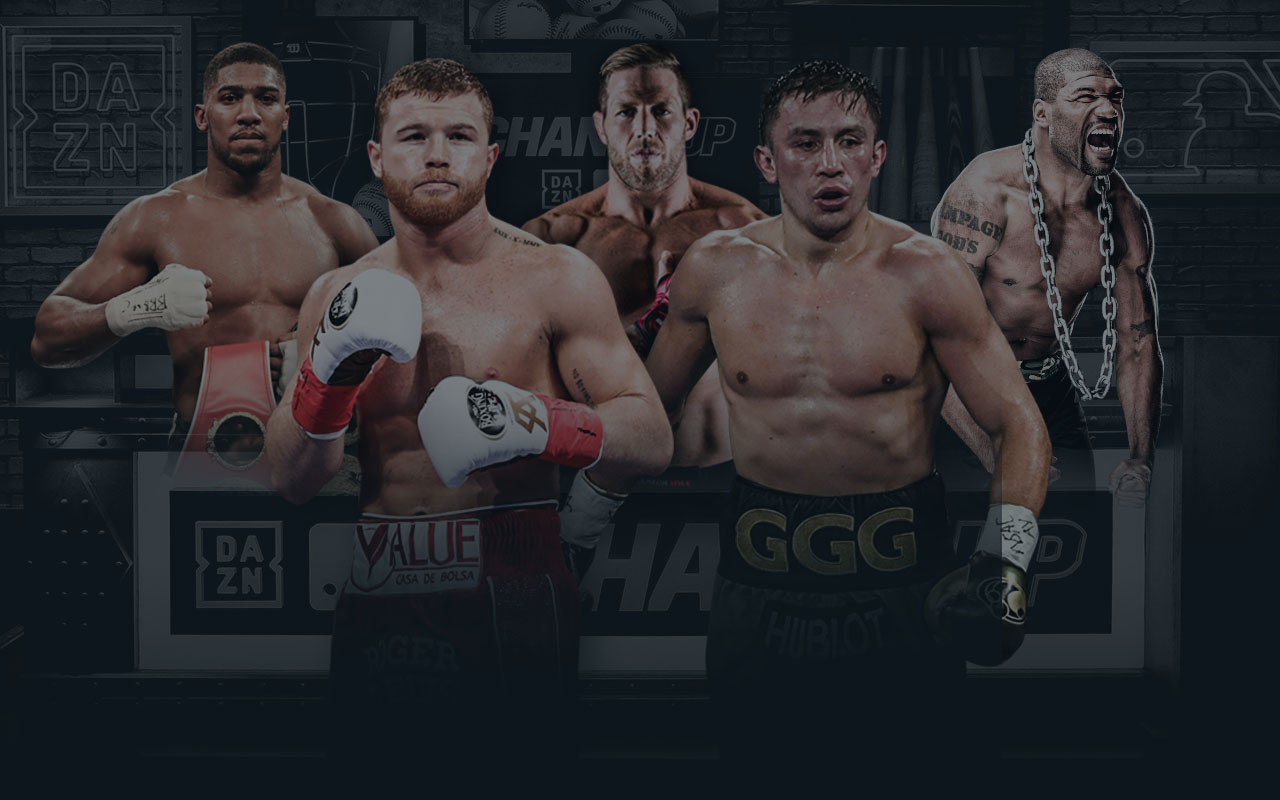 Dazn Us Live On Demand Sports Streaming