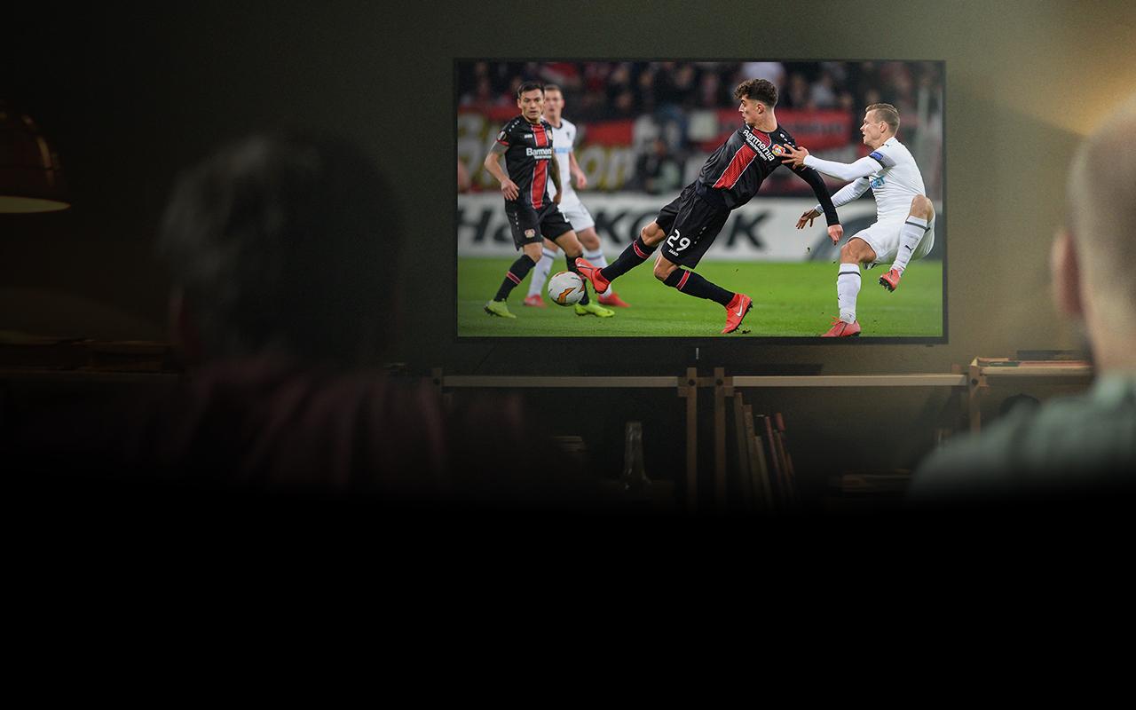 Bayer Leverkusen auf DAZN