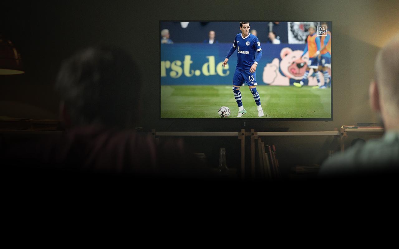 Schalke auf DAZN