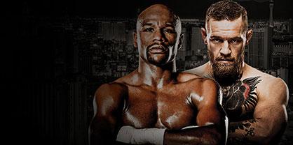 Mayweather vs McGregor