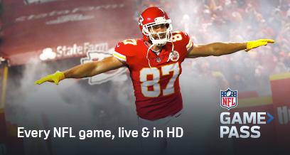 d499706641c NFL Game Pass Live Stream | DAZN CA