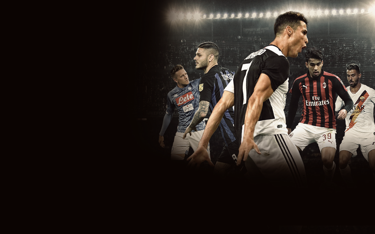 Serie A italiana ao vivo